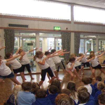 KS2: Dancing across the curriculum